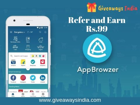AppBrowzer refer and earn
