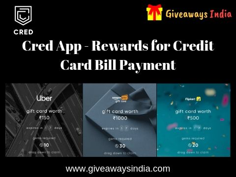 Cred app refer and earn