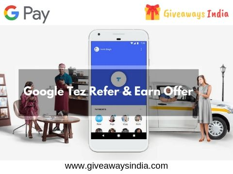 Google pay refer and earn app