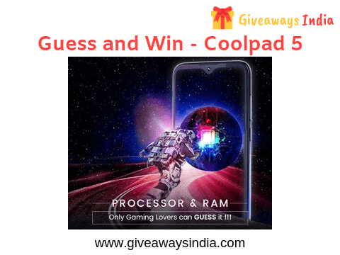 Guess and win contest