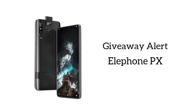 elephone mobile giveaway