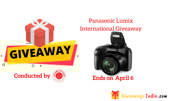 Panasonic Lumix International Giveaway