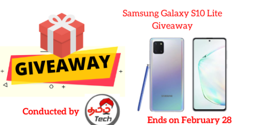 Samsung Galaxy S10 Lite Giveaway