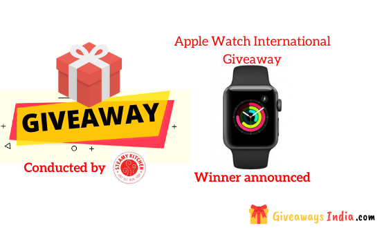 Apple Watch International Giveaway