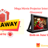 Mega Movie Projector International Giveaway