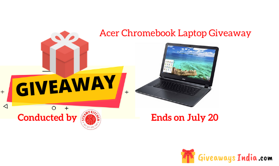 Acer Chromebook Laptop Giveaway