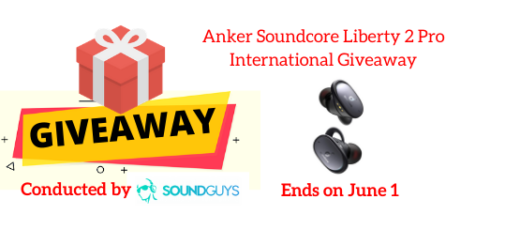Anker Soundcore Liberty 2 Pro International Giveaway