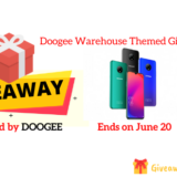 Doogee Warehouse Themed Giveaway