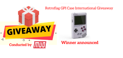 Retroflag GPI Case International Giveaway