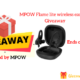 MPOW Flame lite wireless earbuds Giveaway