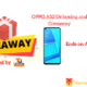 OPPO A52 Unboxing and Giveaway