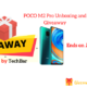 POCO M2 Pro Unboxing and Giveaway