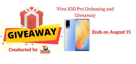 Vivo X50 Pro Unboxing and Giveaway