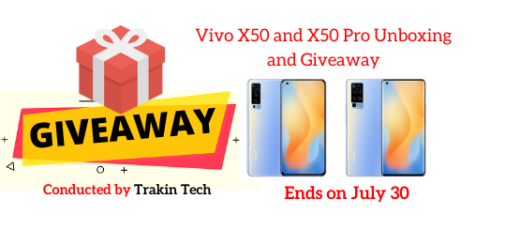 Vivo X50 and X50 Pro Unboxing and Giveaway