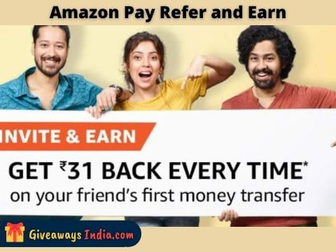 Amazon Pay Refer and Earn