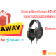 Drop x Sennheiser HD 6XX International Giveaway