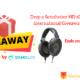 Drop x Sennheiser HD 6XX International Giveaway
