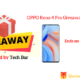 OPPO Reno 4 Pro Giveaway