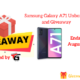 Samsung Galaxy A71 Unboxing and Giveaway