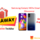 Samsung Galaxy M31s Smartphone Giveaway