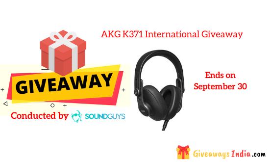 AKG K371 International Giveaway