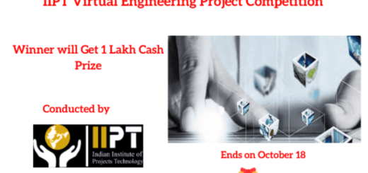 IIPT Virtual Engineering Project Competition
