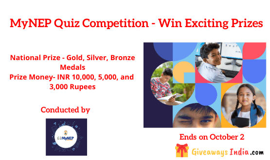 MyNEP Quiz Competition