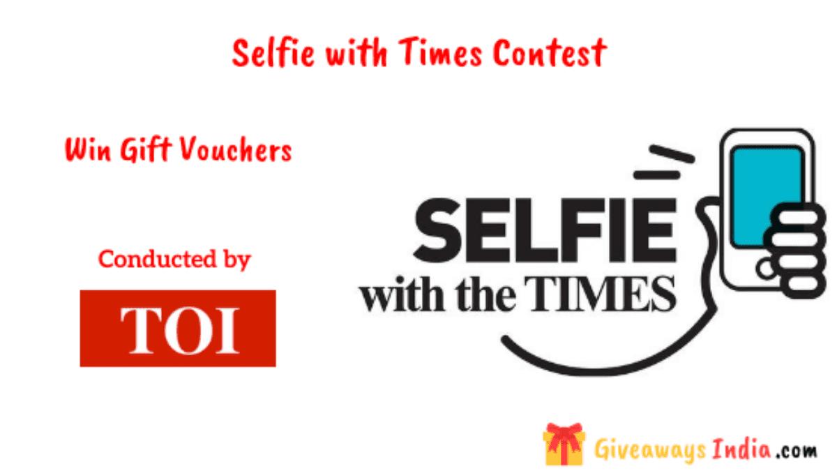 Selfie with Times Contest