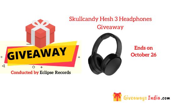 Skullcandy Hesh 3 Headphones Giveaway