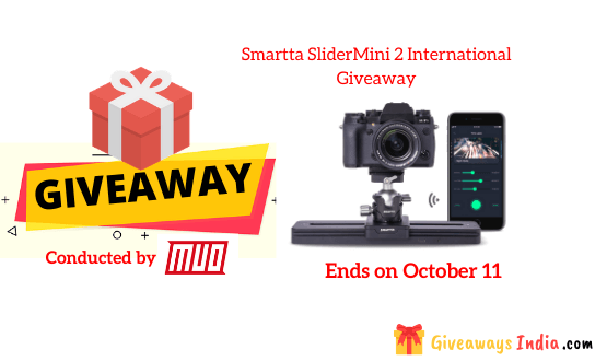 Smartta SliderMini 2 International Giveaway
