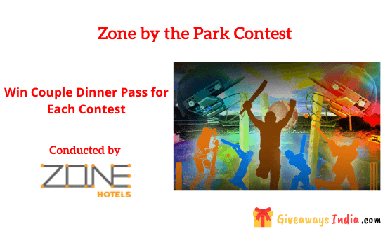 Zone by the Park Contest