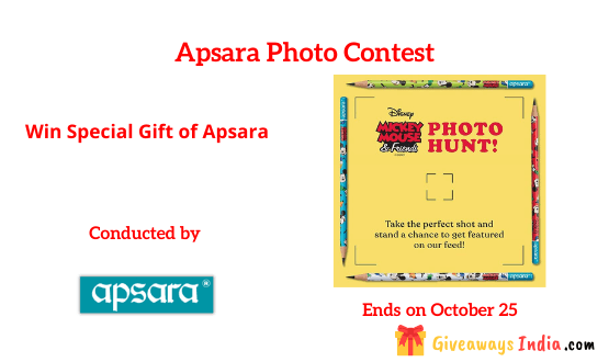 Apsara photo contest