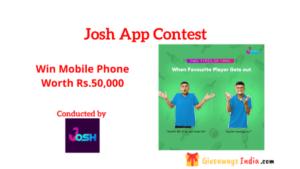 Josh App Contest
