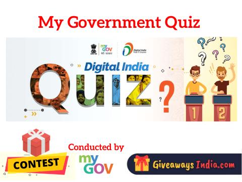 My Government Quiz