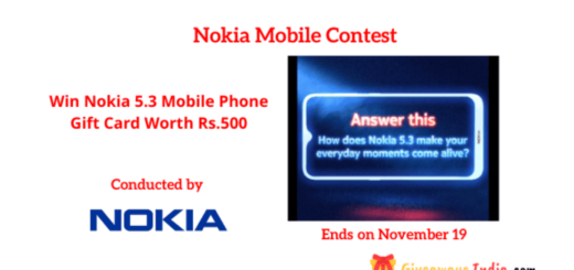 Nokia Mobile Contest