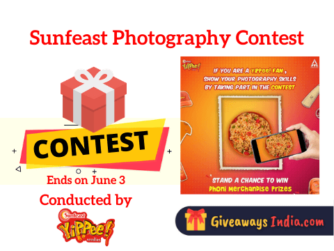 Sunfeast Photography Contest