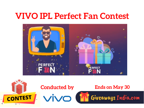 VIVO IPL Perfect Fan Contest