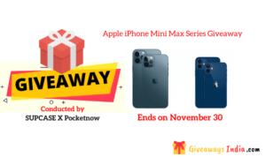Apple iPhone Mini Max Series Giveaway