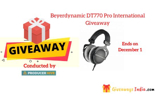 Beyerdynamic DT770 Pro International Giveaway