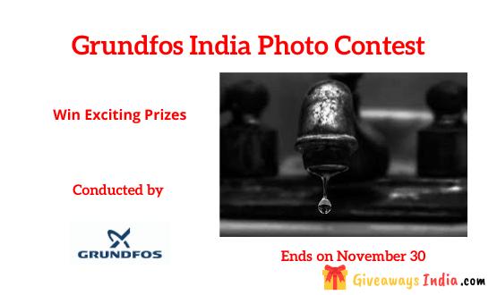 Grundfos India Photo Contest