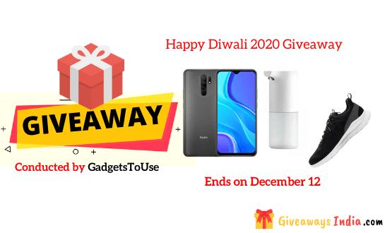 Happy Diwali 2020 Giveaway