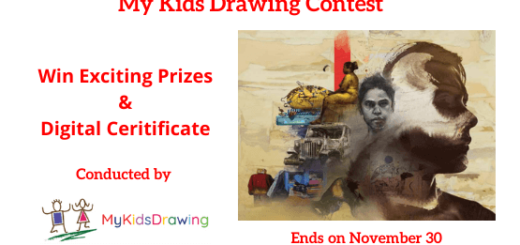 My Kids Drawing Contest