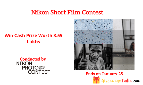 Nikon Short Film Contest