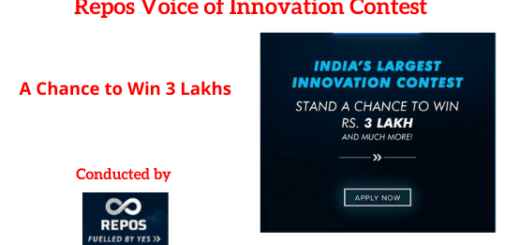 Repos Voice of Innovation Contest