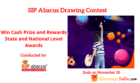 SIP Abacus Drawing Contest