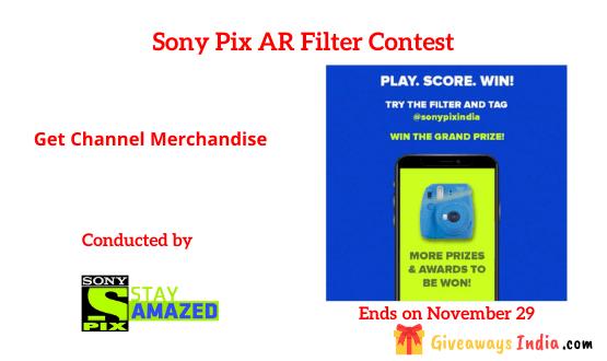 Sony Pix AR Filter Contest