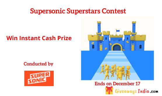 Supersonic Superstars Contest