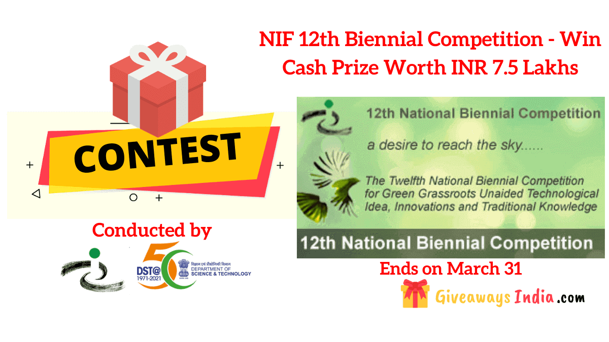National Biennial Competition