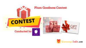 Plum Goodness Contest
