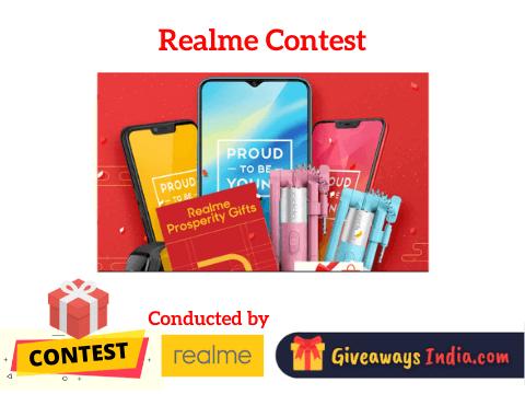 Realme Contest